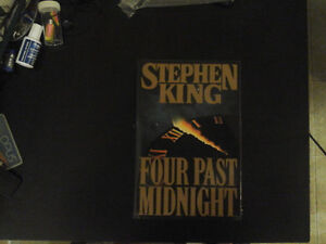 Four Past Midnight by Stehen King