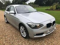 2012 12 BMW 1 SERIES 1.6 118I SE 5D 168 BHP