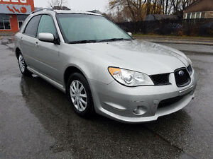 "2007 Subaru Impreza AWD SP. EDITION   ""NEW CLUTCH"""