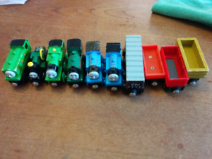 Thomas the Tank Engine Trains and Cars