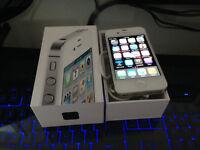 iPhone 4S-16Gb White -Fido