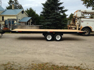 Custom trailers built for work/recreation & Trailer refurbishing