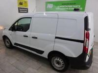 WHITE FORD TRANSIT CONNECT 1.6 210 P/V ***FROM £166 PER MONTH***