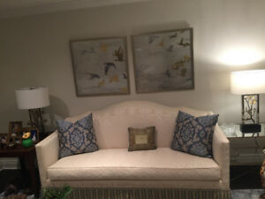 Couch & chairs for sale