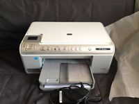 HP PhotoSmart C6380 All-in-One Inkjet Printer Copier Scanner Wireless