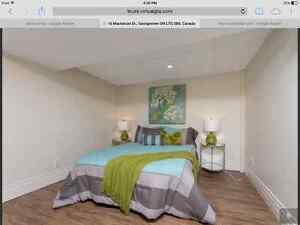 Basement apartment for rent in Georgetown