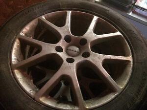 Mag+pneu Dodge Journey