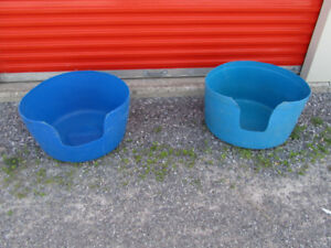 Home Made Pet Beds / Good Clean Condition / $30.oo for the pair