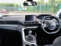 2017 Peugeot 3008 Peugeot 3008 1.6 BlueHDi 120 Allure 5dr 2WD Pan Roof SUV Diese