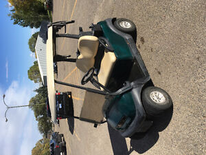 2006 club car precedent electric