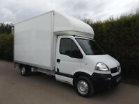 Man & van hire house moving furniture movers sofa bed delivery removal