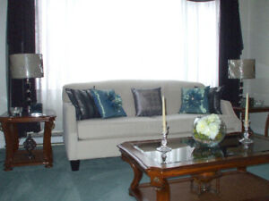 Beautiful - Sofa and Two Matching Chairs