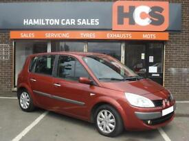 Renault Scenic 1.6 VVT Dynamique - 1 Year MOT & AA Cover Included