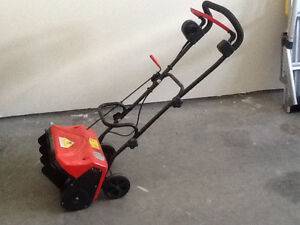 Electric Snow Shovel - 1 only