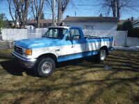 1991 Ford F-150 lareat XLT Camionnette