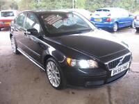 Volvo S40 2.4 D5 Geartronic 2007MY SE Sport AUTOMATIC