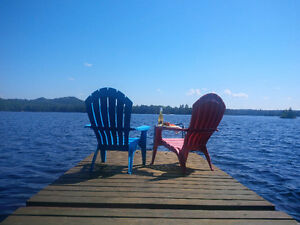 Cottages - Lakeside, Drive-to, Boat rentals, Fishing, Sauna.