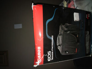 Canon Camera Bag Only Brand New.