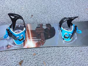 Burton Chopper Star Wars board 110cm