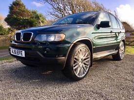 2001 BMW X5 3.0d Sport Auto