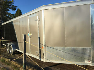 2015 Amera Lite 29' Enclosed Trailer
