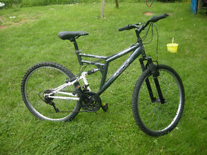 Men Mountain Bike, 18 Speed