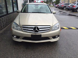 2010 Mercedes-Benz C-Class C250 4matic,CERTIFIED AND ETESTED.