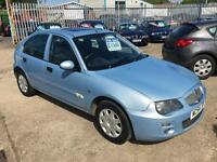 Rover 25 2.0 TD 101ps Si Diesel With Only 82K & March 17 Mot
