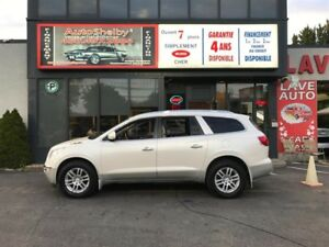 Buick Enclave CXL-8 PASSAGERS-CUIR-JAMAIS ACCIDENTER 2008