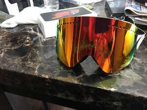 New Dragon NFX Goggles 2 lenses