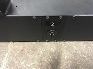 Used 4ch IPS-IRW lighting dimmer strip Kitchener / Waterloo Kitchener Area image 3