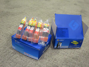 Replacement Ink Cartridges Canon 225/6 - $30