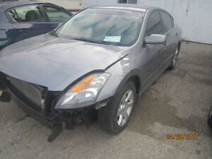2008 NISSAN ALTIMA JUST ARRIVED FOR PARTS @ PIC N SAVE WOODSTOCK
