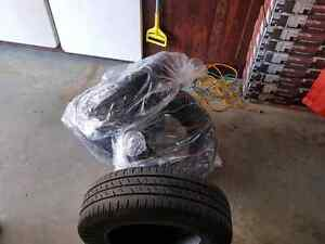 Selling used continental tires  Kitchener / Waterloo Kitchener Area image 1