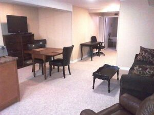 Furnished One Bedroom - Available July 1st