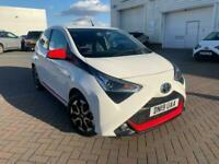 2019 Toyota AYGO VVT-I X-TREND X-SHIFT Semi Auto Hatchback Petrol Automatic