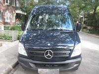 2013 Mercedes-Benz Sprinter 2500 Cargo 144 Diesl, high roof