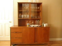 █  Rare !  █  Solid Wood HUTCH with Drawer/Cabinet **  SALE