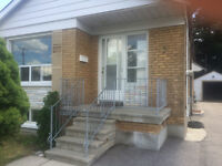 SCARBOROUGH FULL HOUSE FOR RENT (includes basement apartment)