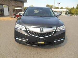 2014 Acura MDX SH-AWD 6-Spd AT w/Tech Package Peterborough Peterborough Area image 9