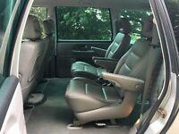 Ford Galaxy 1.9 TDi Ghia 5dr WF54UEG £2,000 -2 Owners,Leather,MOT 19/07/17 6 SEATS EXECUTIVE MODEL
