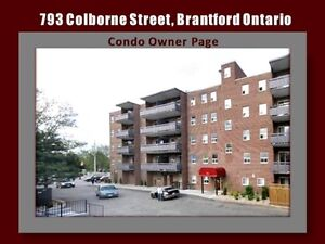A Must See! Beautiful Condo for Sale 793 Colborne Unit 205
