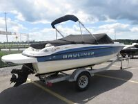 2012 BAYLINER 185  !! OPEN-DECK !! 41,44$/SEMAINE