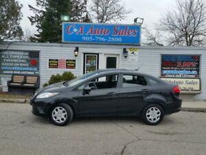 2011 Ford Fiesta SE gas saver 1.6L engine ready for winter