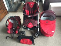 Bebe confort loola travel system