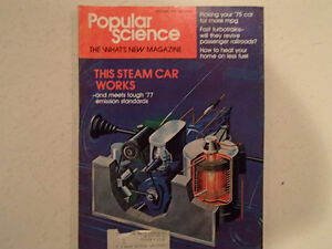 Vintage Popular Science Magazine October 1974 GC
