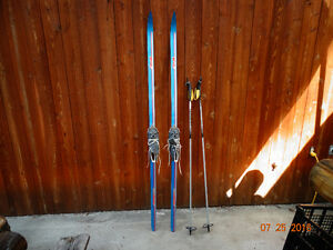Cross Country Skis/boots/bindings/poles for sale