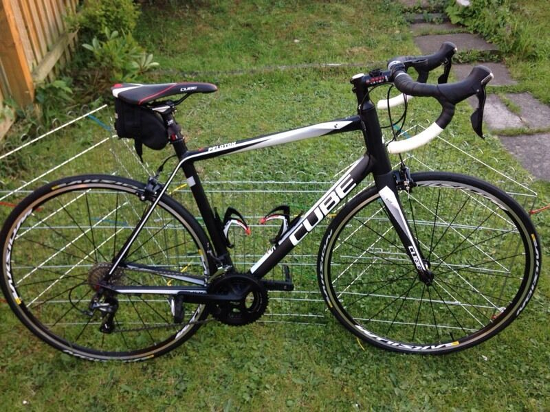 cube peloton race road bike price £ 550 county county durham