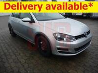2017 Volkswagen Golf 1.2 Tsi S DSG 77kw 5dr DAMAGED ON DELIVERY