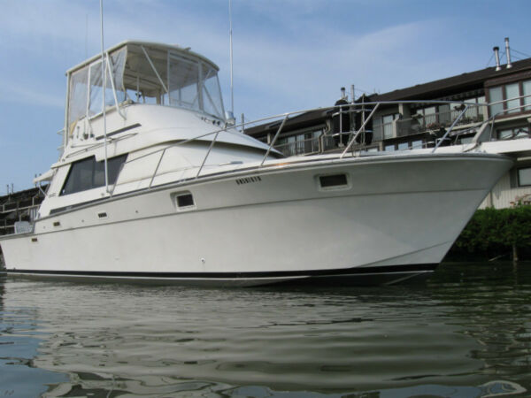 Used 1987 Other Luhrs 40
